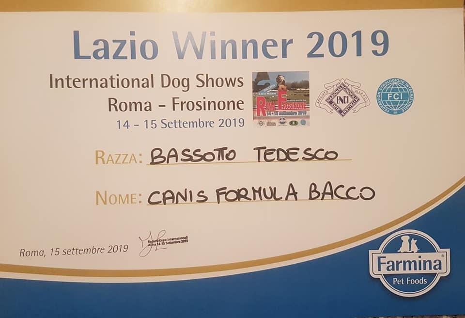 Lazio Winner